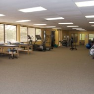 Physical Therapy Towson inside of clinic